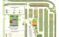 Florida Rv Campgrounds Map