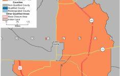 Hubzone Map Texas