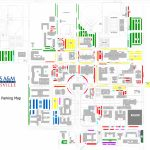 Texas A&m University Kingsville   Texas A&m Parking Map