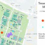 Texas Archeology Month Fair 2018 | The Tarl Blog   Map Of The Domain In Austin Texas