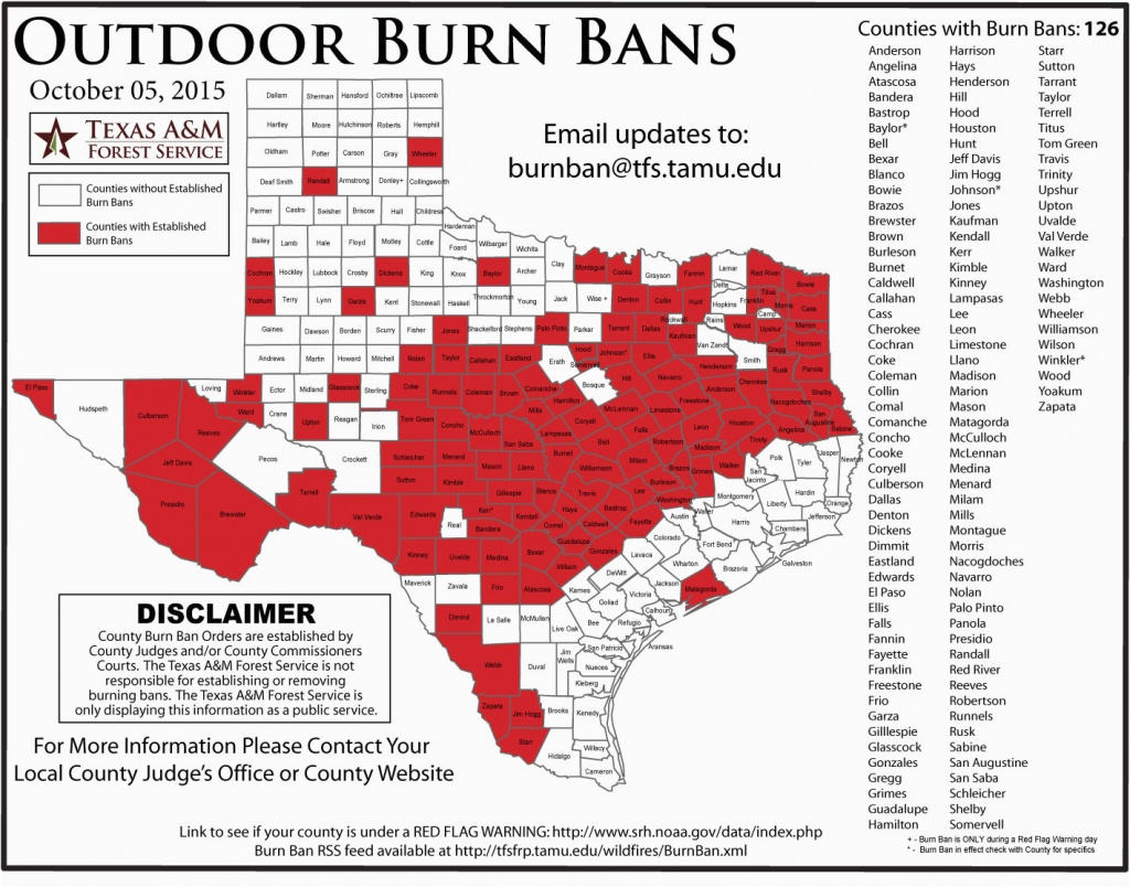 Texas Burn Ban Map | Secretmuseum - Burn Ban Map Of Texas