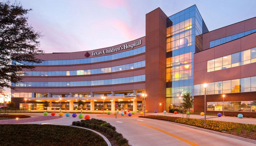 Texas Children's Hospital Pediatric Surgery Surgery Pa Residency - Texas Children's Hospital Map