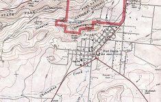 Fort Davis Texas Map