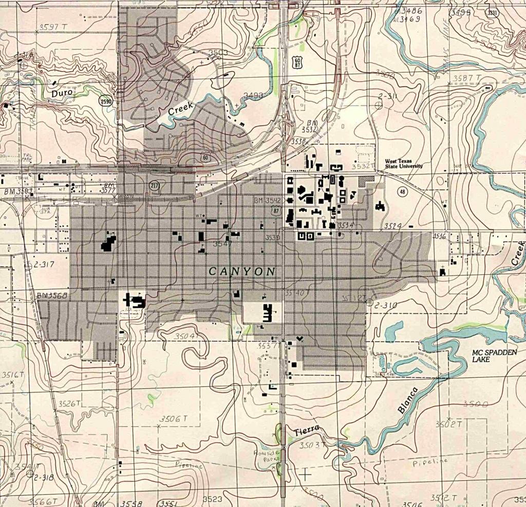 Texas City Maps - Perry-Castañeda Map Collection - Ut Library Online - Google Maps Killeen Texas