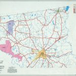 Texas County Highway Maps Browse   Perry Castañeda Map Collection   Howard County Texas Section Map