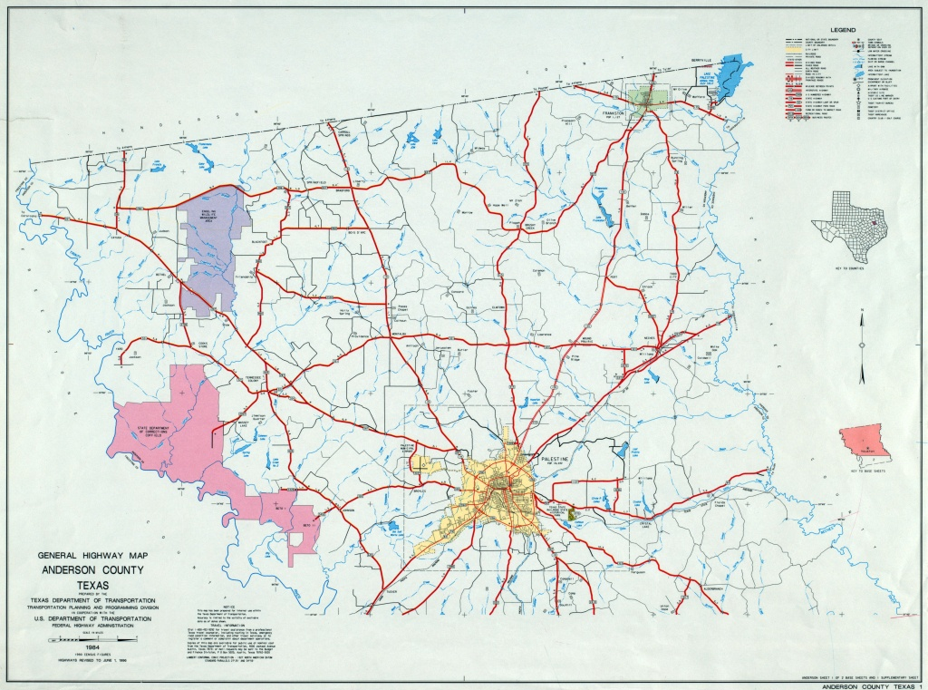 Texas County Highway Maps Browse - Perry-Castañeda Map Collection - Howard County Texas Section Map