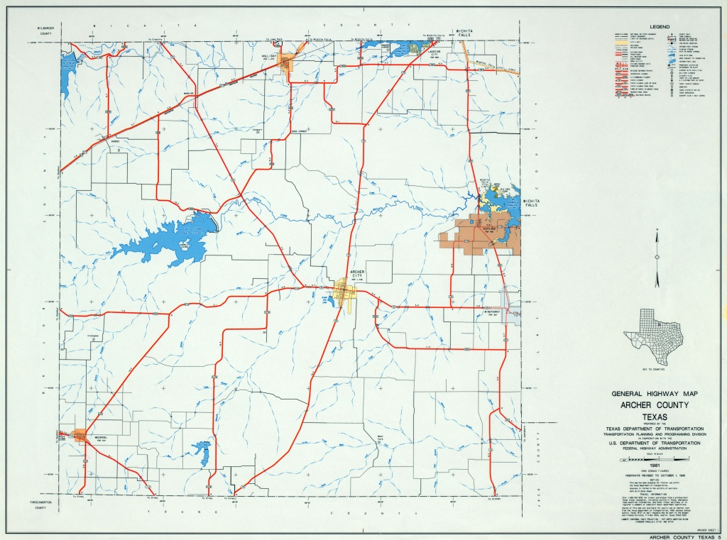 Texas County Highway Maps Browse - Perry-Castañeda Map Collection - Reeves County Texas Map