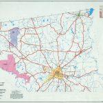Texas County Highway Maps Browse   Perry Castañeda Map Collection   Van Zandt County Texas Map
