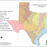 Texas Ecoregions Map From Texas Parks And Wildlife | Maps | Map   Texas Parks And Wildlife Map
