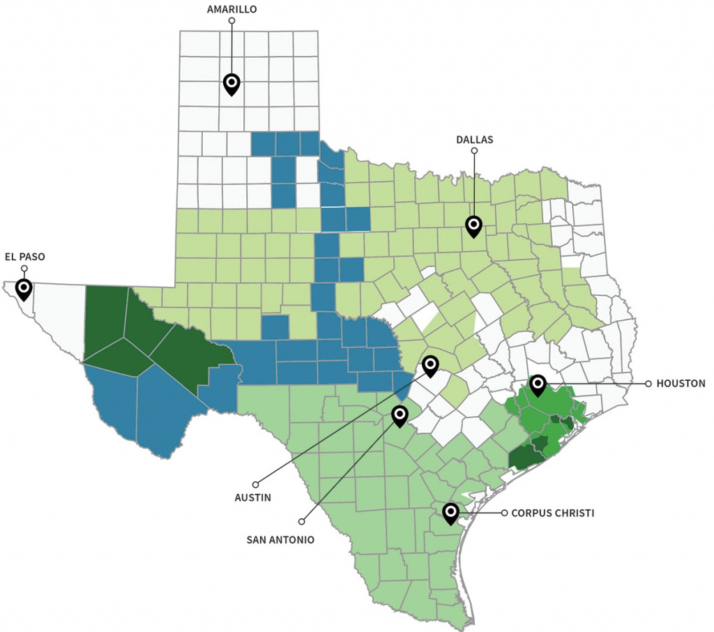 Texas Energy Utility Providers (Tdus) - Find Your Tdu | Quick - Texas Electric Grid Map