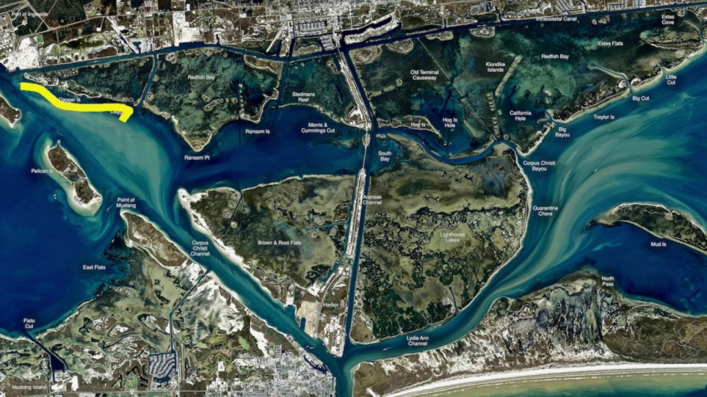 Texas Fishing Tips Fishing Report May 4 2017 Aransas Pass Area With - Rockport Texas Fishing Map