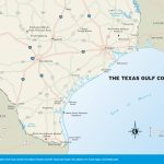 Texas Gulf Coast Map With Cities 4 For Map Of Gulf Coast Cities   Map Of Texas Coastline Cities