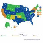 Texas Ltc Reciprocity | Texas Concealed Handgun Association   Texas Ltc Reciprocity Map