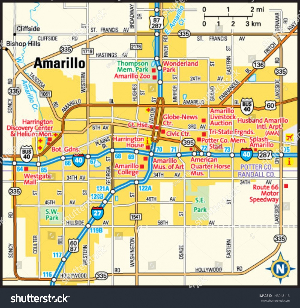 Texas Map Amarillo | Business Ideas 2013 - Where Is Amarillo On The Texas Map