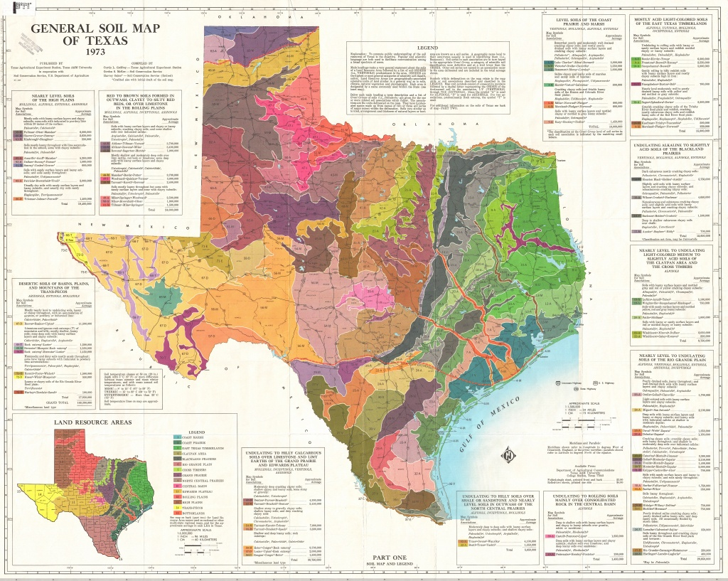Texas Maps - Perry-Castañeda Map Collection - Ut Library Online - Lands Of Texas Map