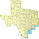 Texas Maps   Perry Castañeda Map Collection   Ut Library Online   Map Of Texas Coastline Cities