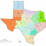 Texas Railroad Commission Districts, And Oil And Gas Map Of Texas |   Texas Rrc Gis Map