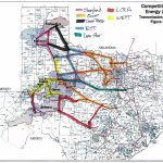 Texas Regulators Choose Companies To Build Transmission To Reach   Electric Transmission Lines Map Texas