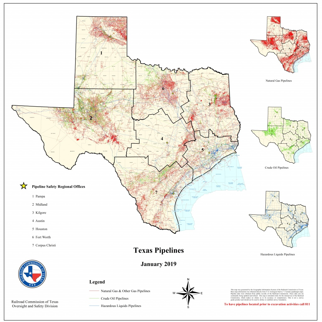 Texas Rrc - Special Map Products Available For Purchase - Texas Oil And Gas Well Map