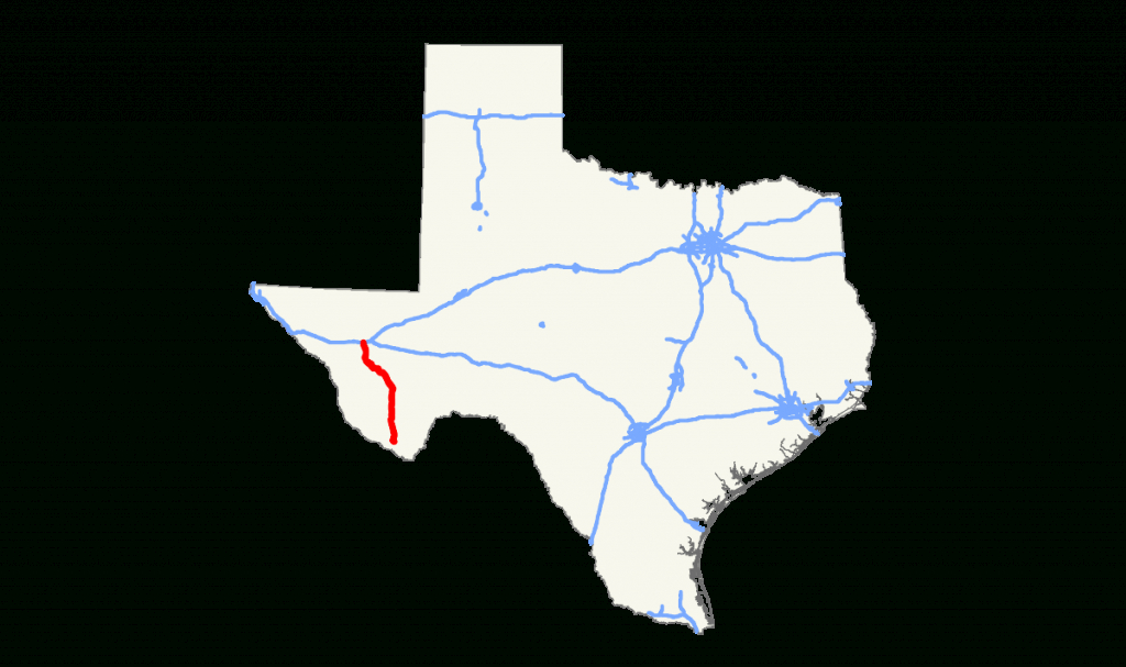 Texas State Highway 118 - Wikipedia - Texas State Railroad Route Map