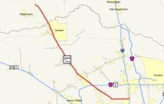 Magnolia Texas Map