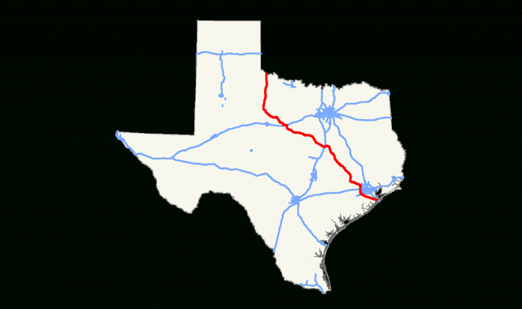 Texas State Highway 6 - Wikipedia - Texas Interstate Map