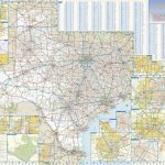 Texas State Wall Mapglobe Turner 35 X 25   Texas Wall Map