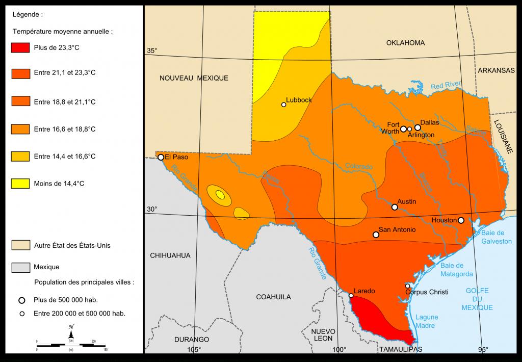 Texas Temperature Map | Business Ideas 2013 - Texas Temperature Map