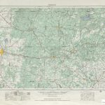 Texas Topographic Maps   Perry Castañeda Map Collection   Ut Library   Snyder Texas Map