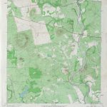 Texas Topographic Maps   Perry Castañeda Map Collection   Ut Library   Texas Elevation Map By County