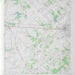 Texas Topographic Maps   Perry Castañeda Map Collection   Ut Library   Van Zandt County Texas Map