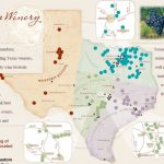 Texas Wine Regions Map | Wine Regions In 2019 | Wine, Wines, Texas   Texas Wine Country Map
