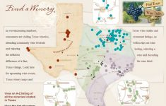 Texas Wine Regions Map | Wine Regions In 2019 | Wine, Wines, Texas – Texas Wine Country Map