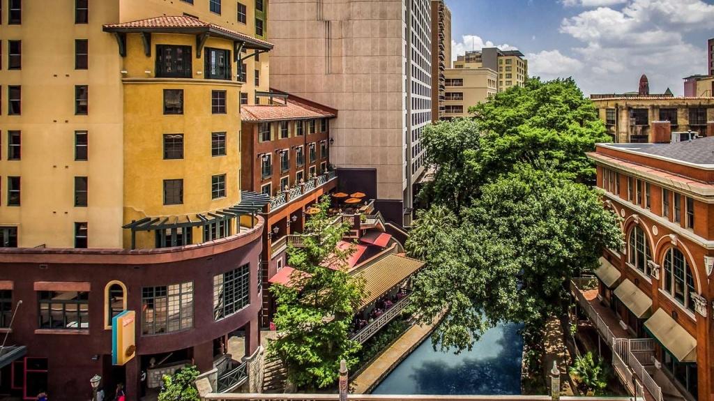The 10 Best San Antonio Hotels With Balconies - Jul 2019 (With - Map Of Hotels Near Riverwalk In San Antonio Texas