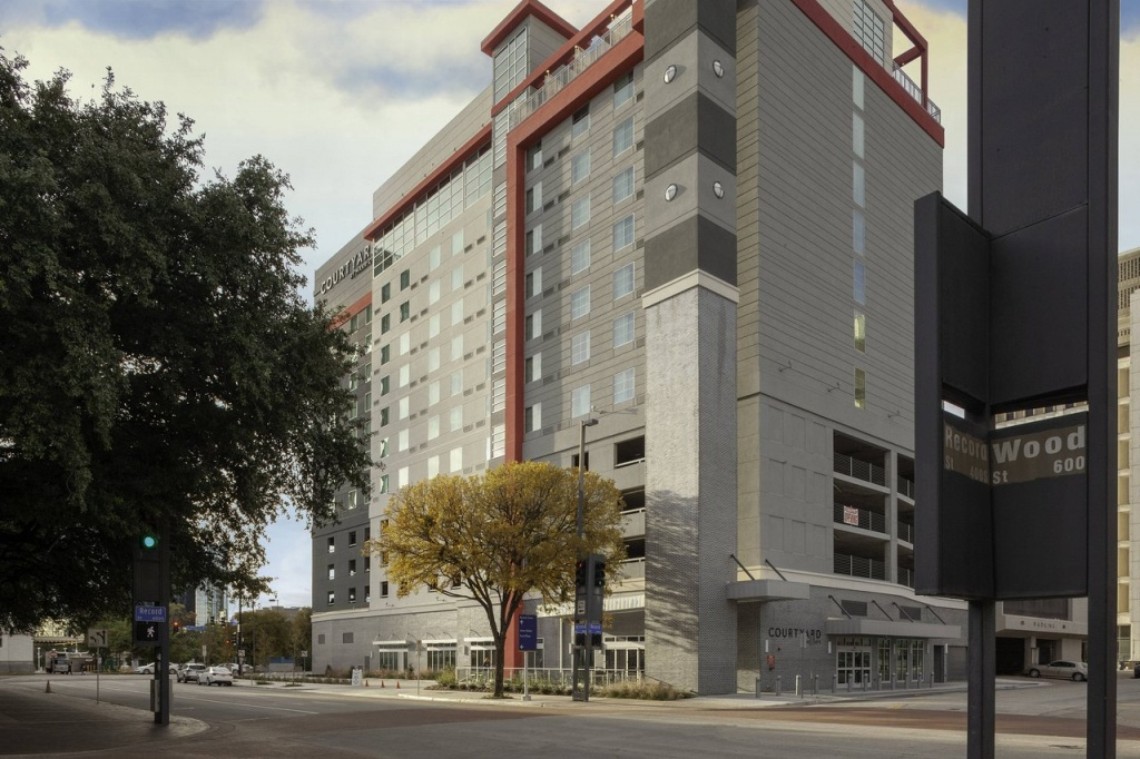 The 10 Closest Hotels To Dallas Convention Center - Tripadvisor - Map Of Hotels Near Fort Worth Texas Convention Center