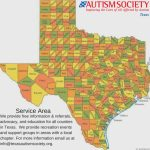 The Autism Society Of Texas – Autism Society Of Texas   Free Texas State Map