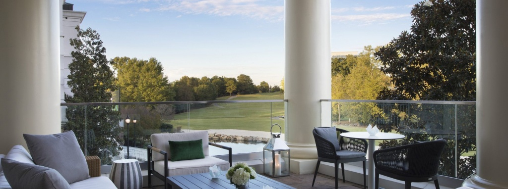 The Ballantyne, A Luxury Collection Hotel, Charlotte - Starwood Hotels California Map
