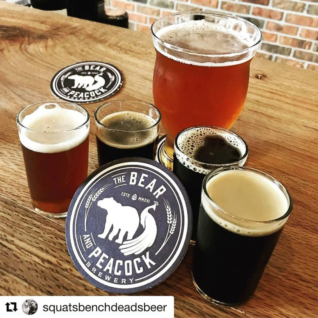 The Bear And Peacock Brewery – Central Florida Ale Trail - Central Florida Ale Trail Map