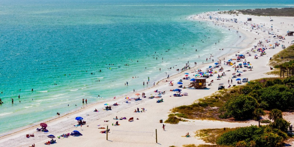 The Best Weekend Trips In Florida (Go Now!) | Jetsetter - Map Of Clearwater Florida Beaches