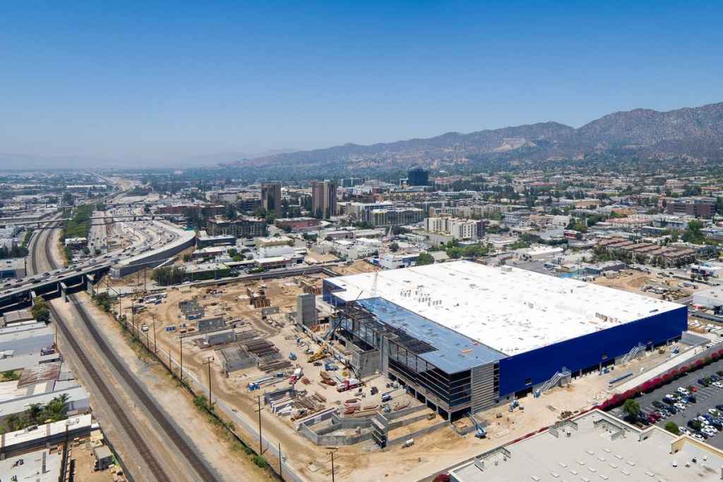 The Biggest Ikea In The U.s. Will Open Next Month In Burbank - Curbed La - Ikea Locations California Map