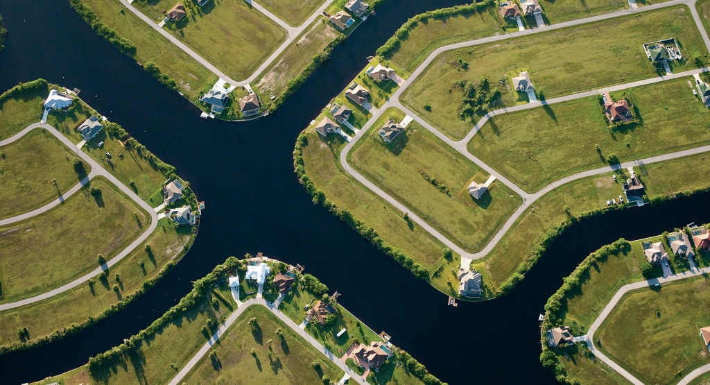 The Boomtown That Shouldn't Exist - Politico Magazine - Google Maps Cape Coral Florida