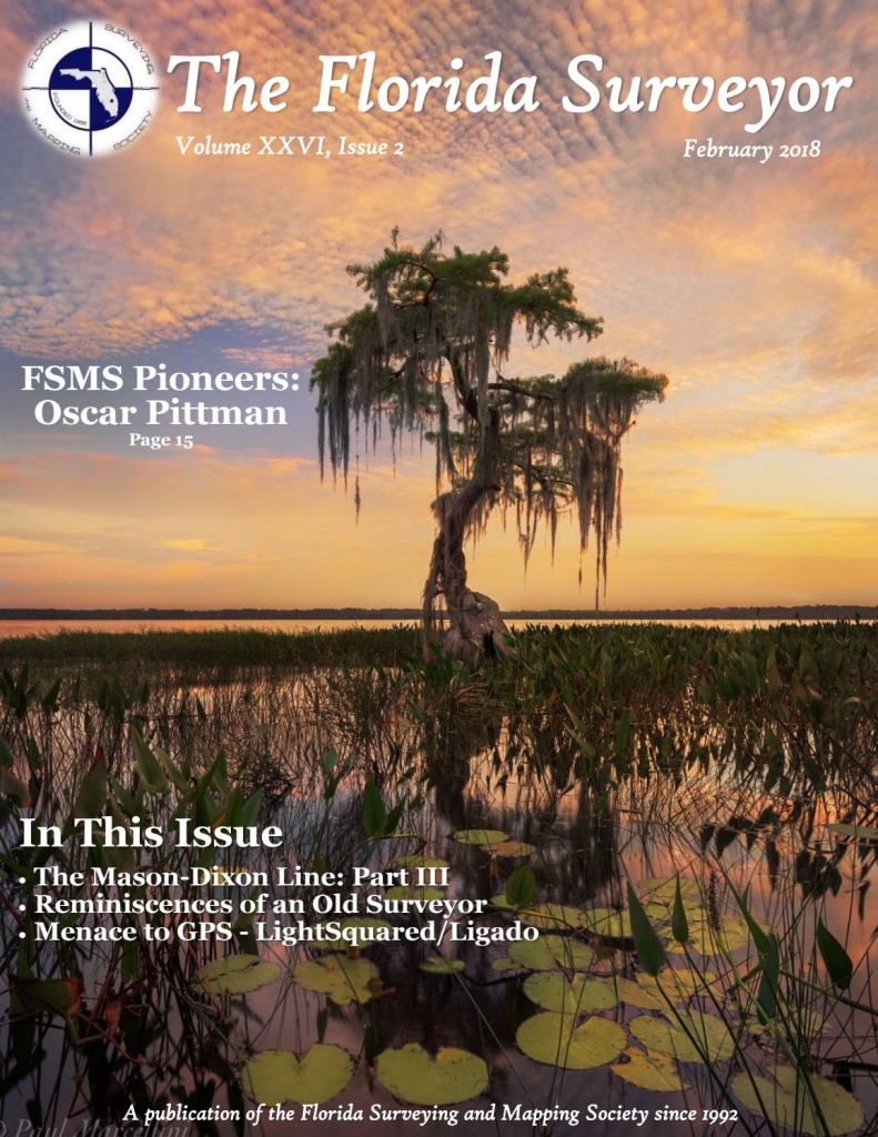 The Florida Surveyor February 2018The Florida Surveyor - Issuu - Florida Surveying And Mapping Society