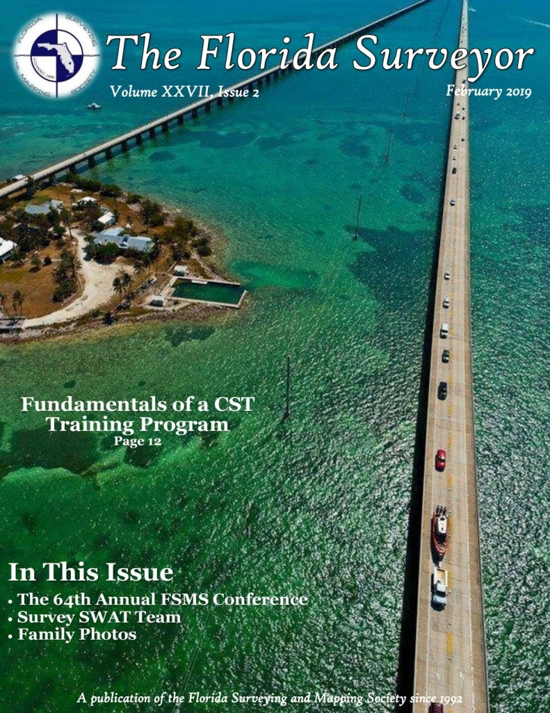 The Florida Surveyor February 2019The Florida Surveyor - Issuu - Florida Surveying And Mapping Society
