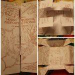 The Marauders Map | Potterlove | Harry Potter Marauders Map, Harry   The Marauders Map Printable