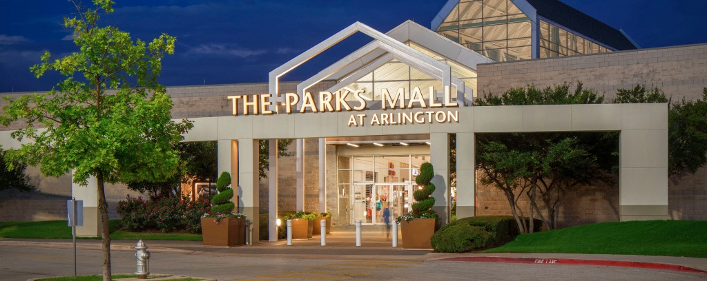The Parks Mall At Arlington 3811 South Cooper St Arlington, Tx Ice - Map Of The Parks Mall In Arlington Texas