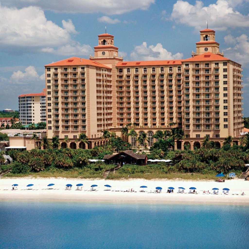 The Ritz-Carlton, Naples (Naples, Florida) Verified Reviews | Tablet - Map Of Hotels In Naples Florida