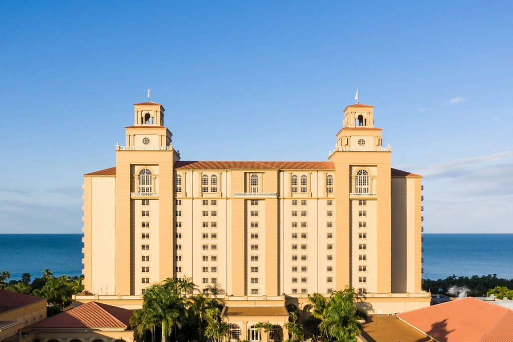 The Ritz-Carlton, Naples - Updated 2019 Prices & Hotel Reviews (Fl - Map Of Hotels In Naples Florida