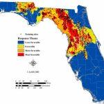 The Science Behind Florida's Sinkhole Epidemic | Science | Smithsonian   Punta Verde Florida Map