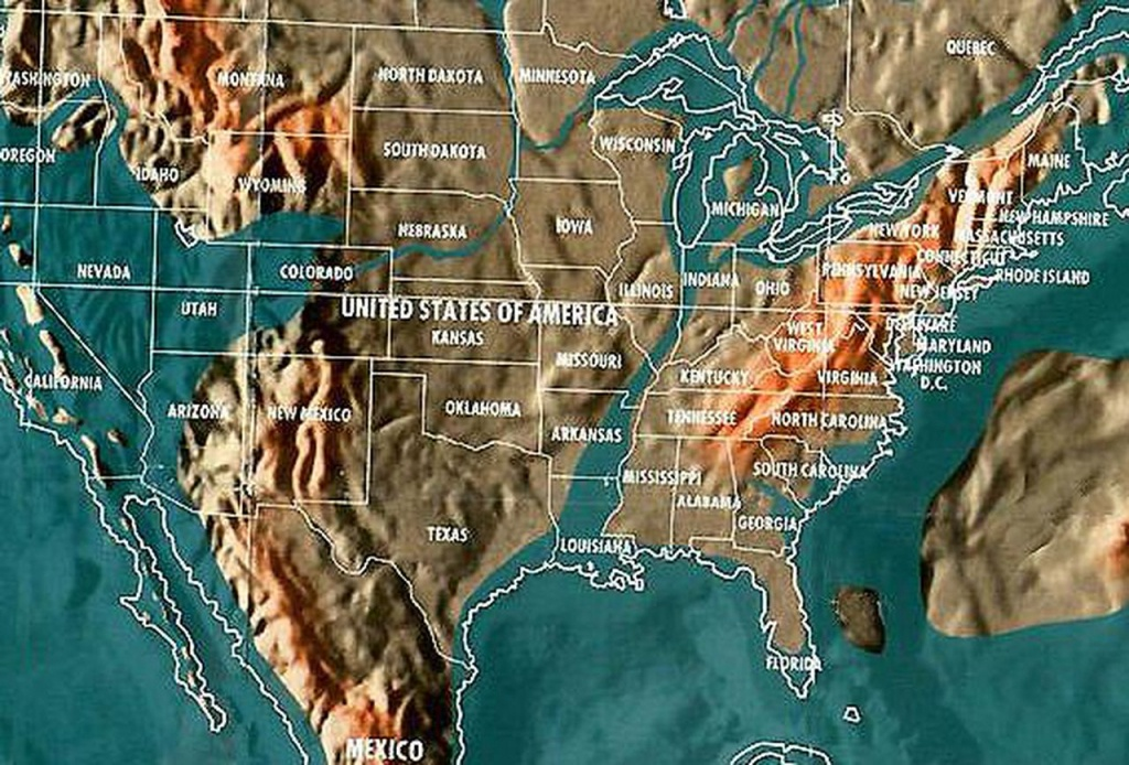 The Shocking Doomsday Maps Of The World And The Billionaire Escape Plans - Florida Future Flooding Map
