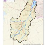The Trinity River Authority Of Texas (Tra)   Texas Creeks And Rivers Map